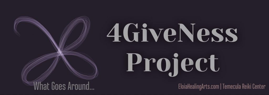 4GiveNess Project @ Where You Are!