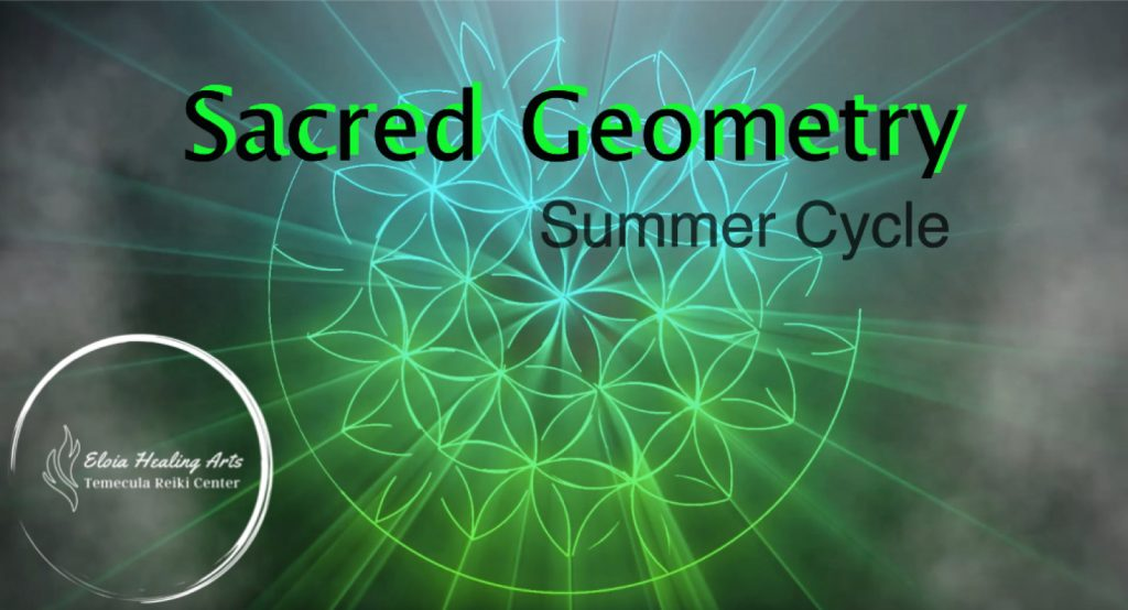 Sacred Geometry Cycle: Meditation to Meet Archangel Michael @ Temecula Reiki Center